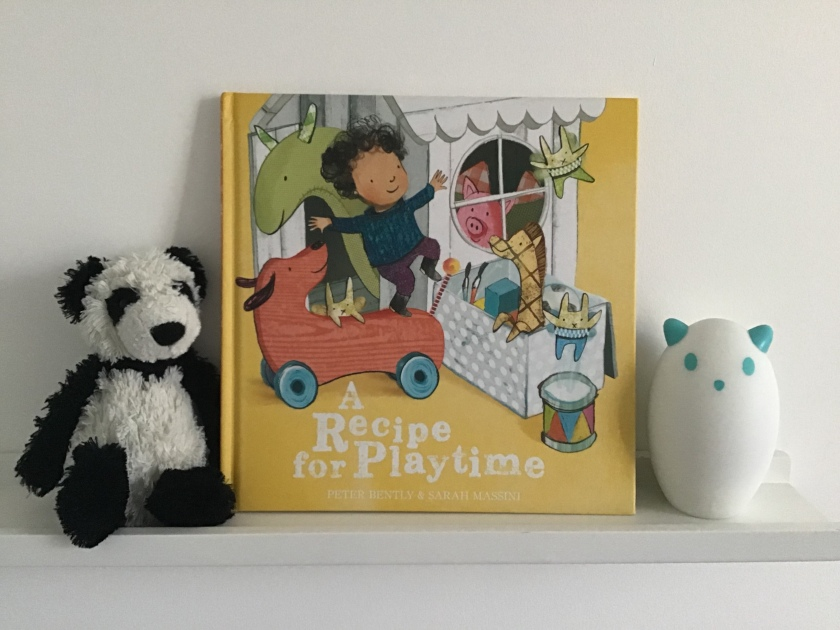 A Recipe for Playtime by Peter Bentley & Sarah Massini